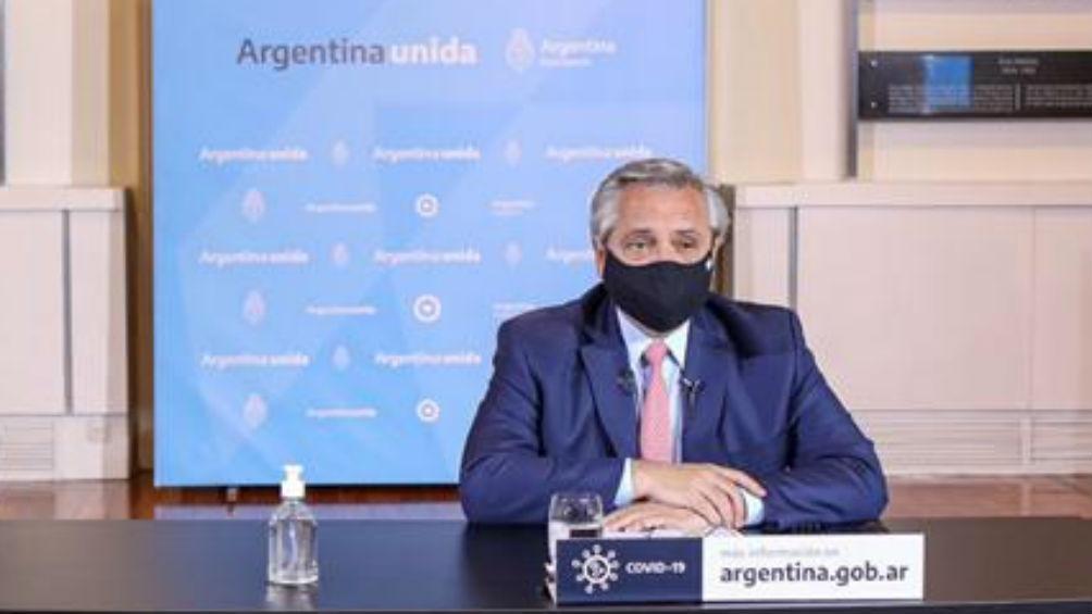 Fernández encabezará el lanzamiento del Certificado de Pre-identificación de Renaper